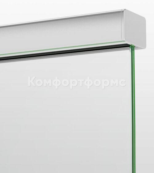 Поручень на стеклянное ограждение
