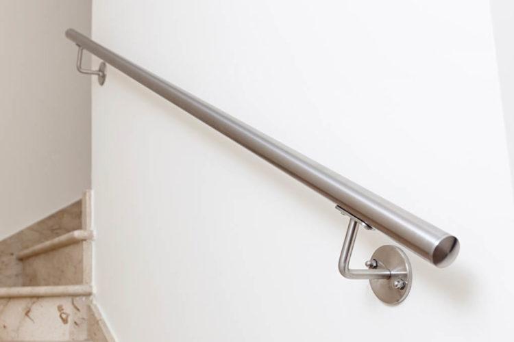 поручень для лестницы из нержавеющей стали